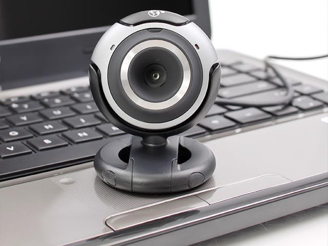 cámara del ordenador