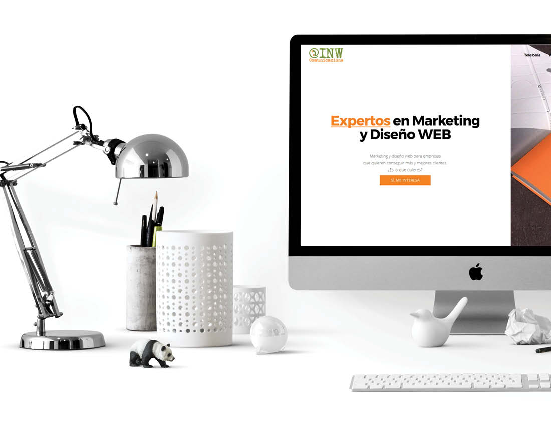 Diseño web estratégico & marketing digital
