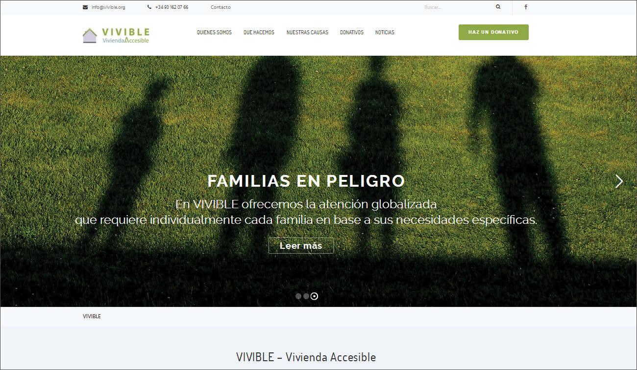 Diseño Página Web Barcelona