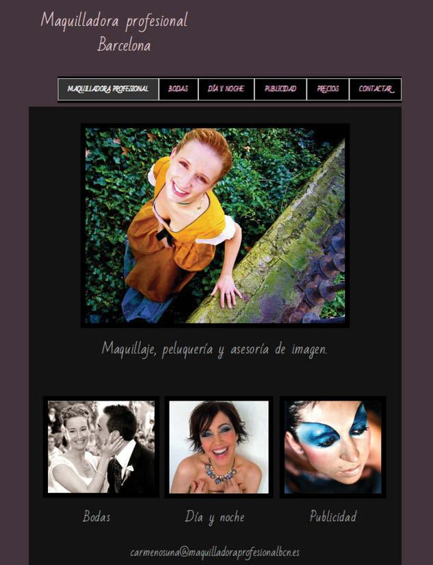 WordPress Diseño WEB Barcelona