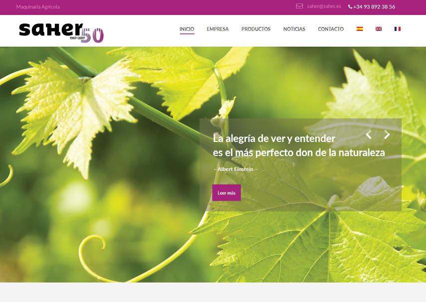 Diseño WEB Vilafranca